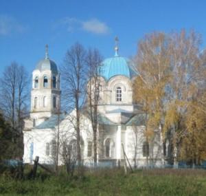 Церковь Савватьма
