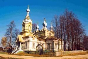 Церковь Некрасовка