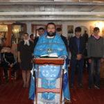«29 августа 2017 года, настоятель Казанского храма с.Царево протоиерей Андрей Стаценко совершил молебен на начало учебного года»