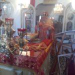 «8 апреля 2018 год, Соборное Богослужение, Пасхальная вечерня в Архангельском храме р.п.Ермишь»