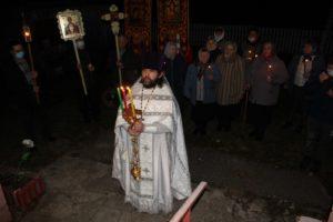 «2 мая 2021 год, праздник Светлого Христова Воскресения в Казанском храме с.Царево».